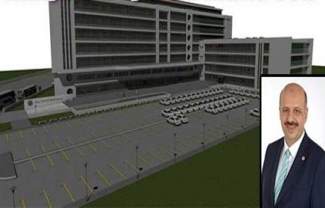 Bolu'ya yeni adliye binası yapılacak!