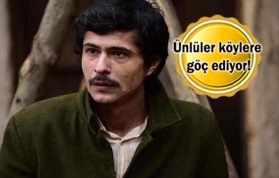 İsmail Hacıoğlu da köyden ev aldı!