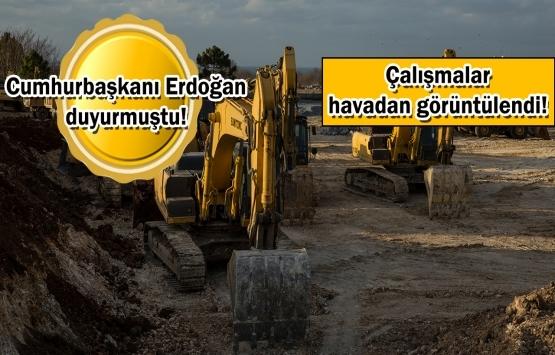 Atatürk Havalimanı'nda hastane çalışmaları başladı!