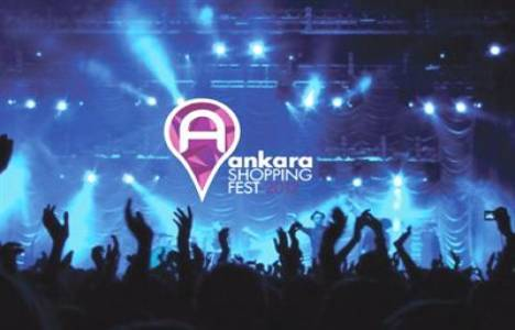 Ankara Alışveriş Festivali nerede açılacak?