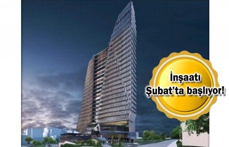 İş GYO-Tecim Yapı'dan Kadıköy'e 262 odalı 4 yıldızlı otel!