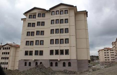 TOKİ Bolu Göynük'te 240 konutun teslimi gerçekleşti!