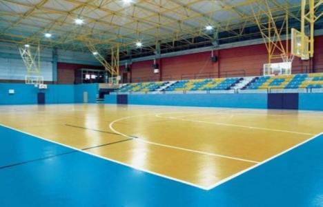 Galatasaray Taç Spor Salonu 14 Şubat'ta açılacak!