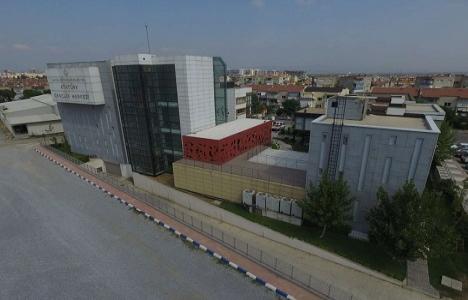 Manisa Atatürk Gençlik Merkezi mimarisiyle dikkat çekiyor!
