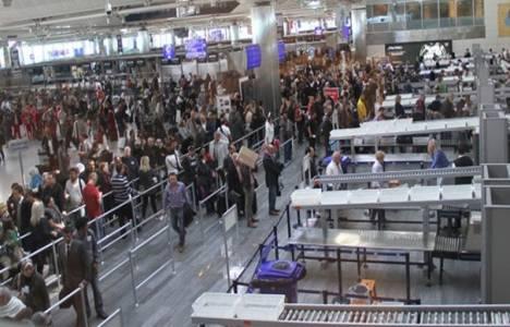 Atatürk Havalimanı Avrupa