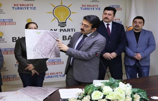 Burdur Belediyesi'nin imar planı değişikliğine tepki!
