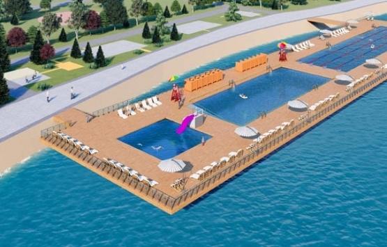 Samatya'ya deniz havuzu geliyor!