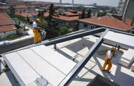 Türkiye'nin çatı sektörü