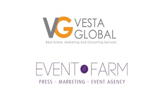 Vesta Global'in iletişim danışmanlığını Event-Farm yapacak!