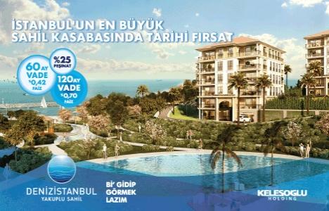Denizİstanbul'da iki farklı