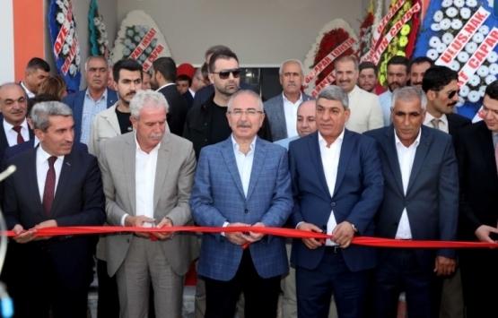 Mardin Emine-Behçet Keleşoğlu İlkokul ve Ortaokulu açıldı!