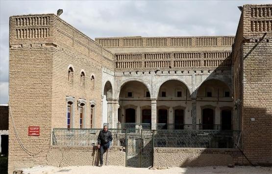 Erbil'deki tarihi kalenin restorasyonu ekonomik kriz engeline takıldı!