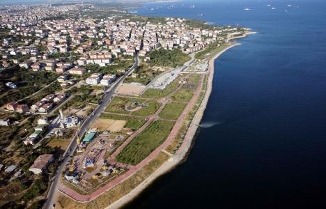 Kocaeli Darıca'da 2 milyon TL'ye satılık 4 arsa!