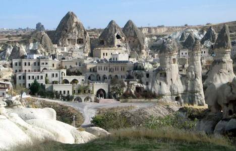 Kapadokya'ya balmumu müzesi