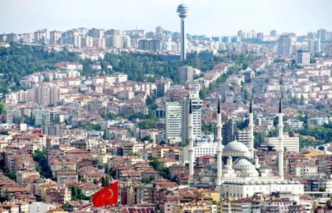 Ankara'daki 1342 konutluk imar planı iptal edildi!