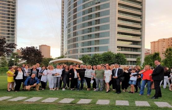 Park Residences Cadde'de iftar buluşması yapıldı!