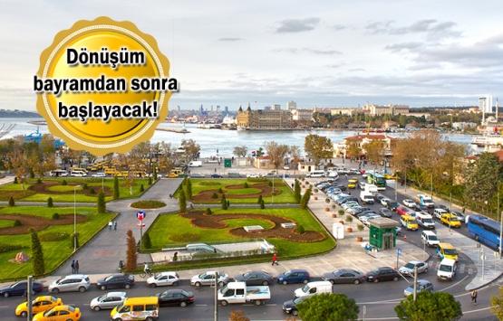Kadıköy Göztepe'de kentsel