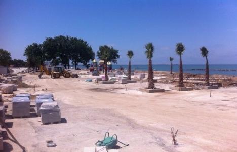 Karasu Sahil Parkı'nda