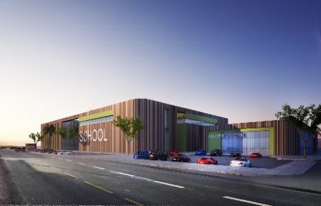 Tago Architects 4 farklı coğrafyada 7 eğitim yapısı tasarlıyor!