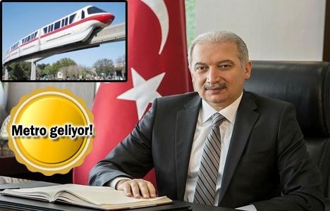 Sefaköy-Başakşehir Havaray Sistemi iptal edildi!
