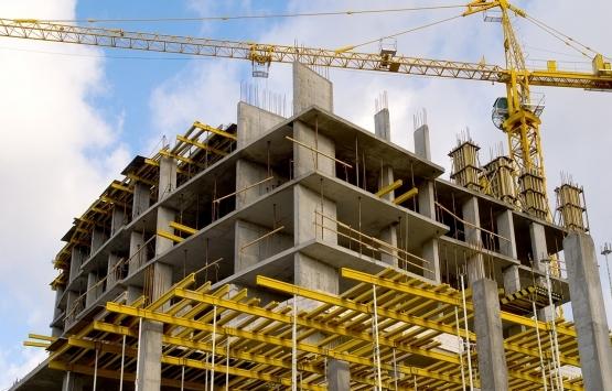 2020'de inşaat sektörünün cirosu 627 milyar TL!