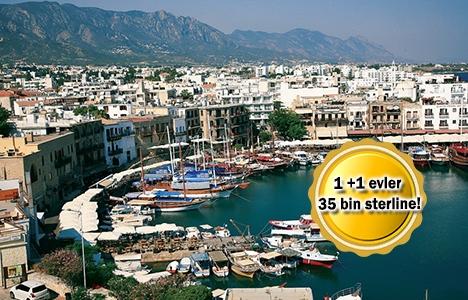 Kıbrıs'ta emlak sektörüne