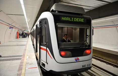 Narlıdere-Fahrettin Altay Metro