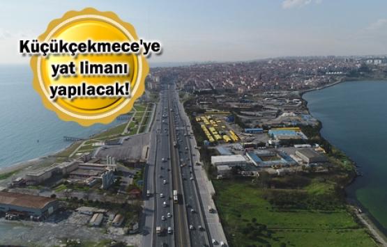 Kanal İstanbul çalışmalarında