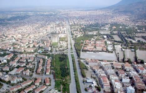 Yunusemre'de imar planı