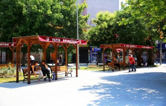 Fatih'te turizm alanlarına