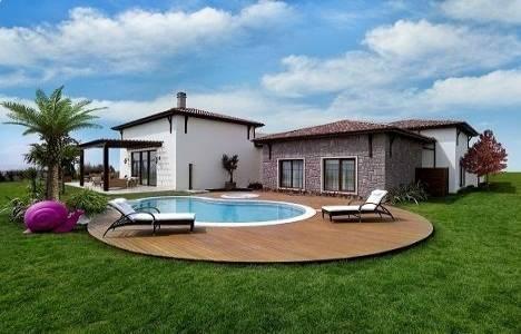 Toskana Orizzonte Evleri'nde 625 bin dolardan başlıyor!