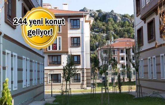 TOKİ Ankara Kalecik kentsel dönüşüm projesi için düğmeye bastı!