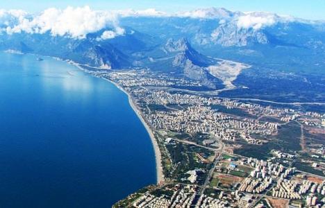 Antalya'da arsa satışları