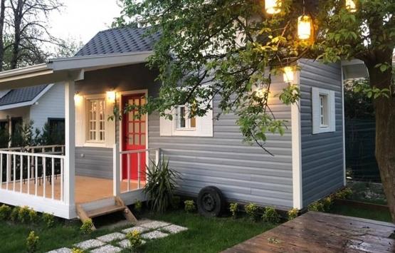 Tiny house Türkiye kiralama 2021!