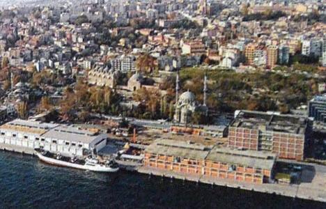 2005 yılında Galataport