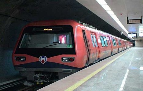 Üsküdar-Sultanbeyli Metro Hattı