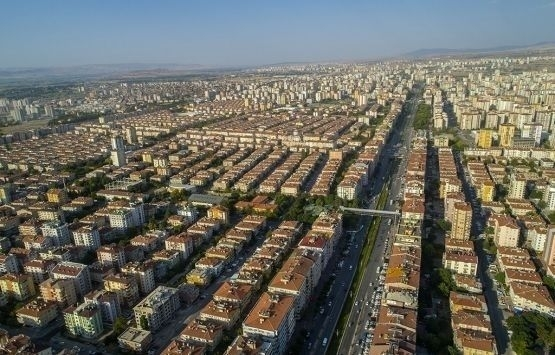 Kayseri'de 19.5 milyon