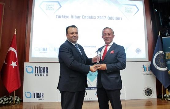 Ağaoğlu, 7. kez Türkiye'nin en itibarlı inşaat firması seçildi!
