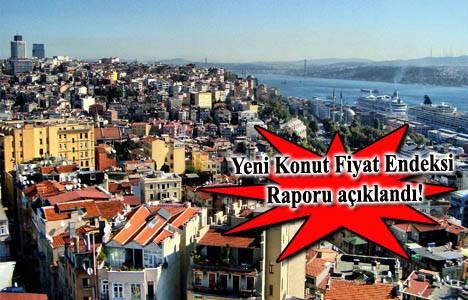 Satılık konut fiyatlarında en yüksek artış İstanbul'da!