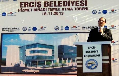 Van Erciş'e modern