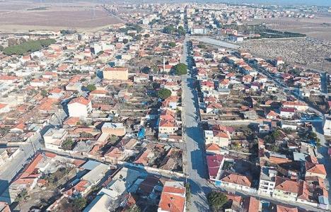 Manisa Saruhanlı'da 60 yıllık arazi sorunu çözülüyor!