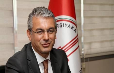 Mutlu Akpınar: Karşıyaka Stadı'nın Örnekköy'e yapılmasını istiyoruz!