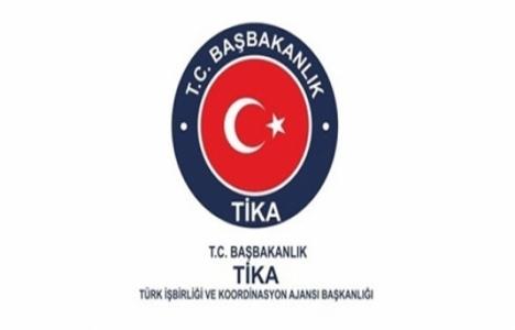TİKA'nın Kabil'de tadilatını