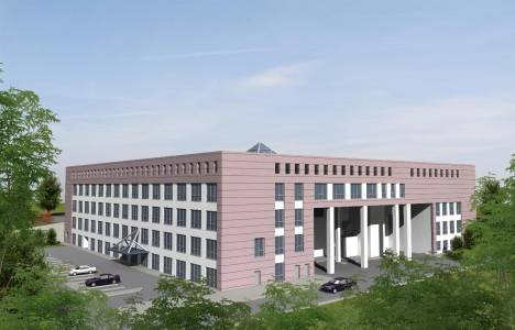 Tekirdağ-Malkara Devlet Hastanesi'nin