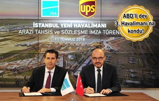 ABD'li şirkete İstanbul