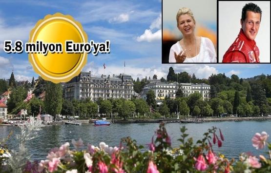 Michael Schumacher'in İsviçre Cenevre Gölü'ndeki evi satışa sunuldu!
