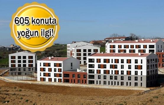 TOKİ Kayaşehir'e 16