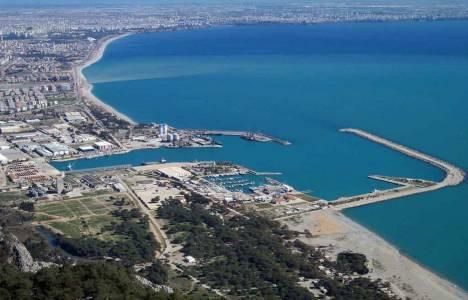 İnşaat sektöründe Antalya'nın