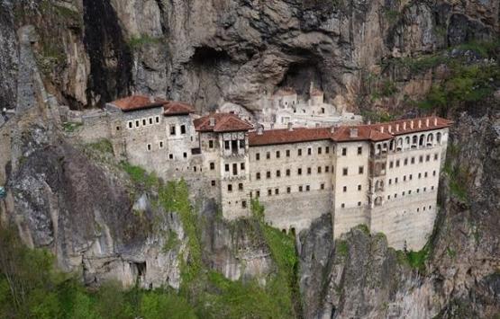 Sümela Manastırı teleferik