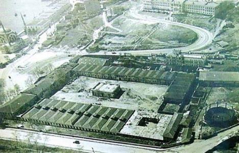 1948 yılında Dolmabahçe
